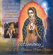 <br>Struck By Lightning - Testimony of Dr. Gloria Polo - CD