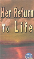 <br>Her Return to Life - DVD - Focus Network Interview with Sondra Abrahams