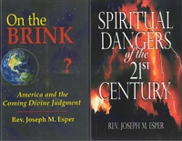 <br> On the Brink and Spiritual Dangers of the 21st Century