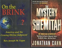 <br>Special!  On the Brink and Mystery of the Shemitah
