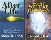 <br> After Life and What You Take to Heaven