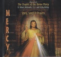 <br>Mercy CD - The Chaplet of Divine Mercy - Fr. Robert DeGrandis