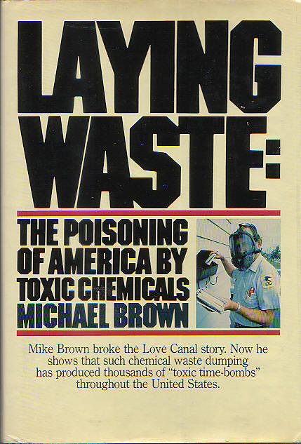 Image result for laying waste: the poisoning of america
