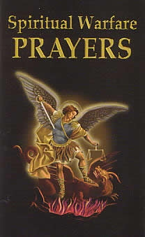 Spiritual Warfare Prayers - Robert Abel