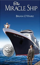 <br> THE MIRACLE SHIP - BRIAN O'HARE