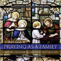 <br> Praying as a Family - Dominican Sisters of Saint Cecilia Congregation
